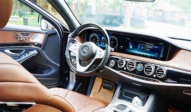 Bảng giá xe Mercedes S400 kèm giá bán các dòng xe Mercedes S mới nhất - 3