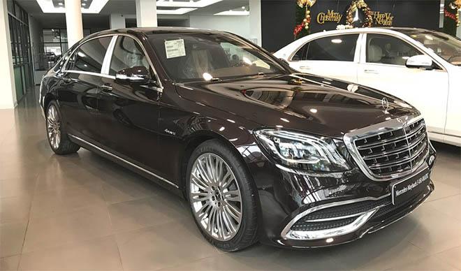 Bảng giá xe Mercedes S400 kèm giá bán các dòng xe Mercedes S mới nhất - 4