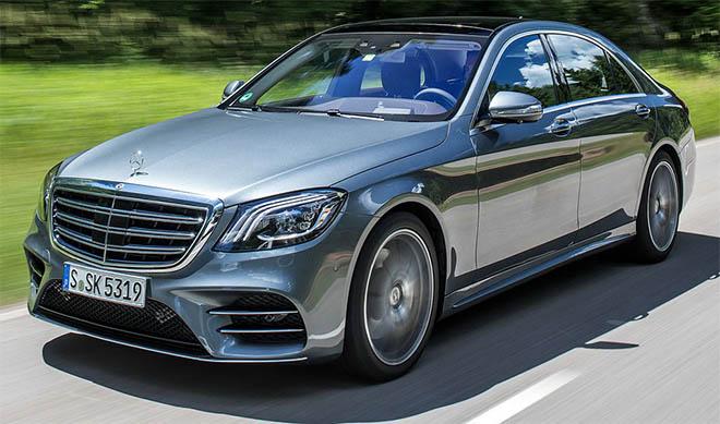 Bảng giá xe Mercedes S400 kèm giá bán các dòng xe Mercedes S mới nhất - 1