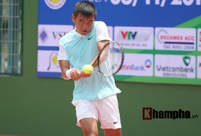 """Bảng xếp hạng tennis 26/11: Sững sờ Hoàng Nam """"đang hay thì đứt dây đàn"""" - 1"""