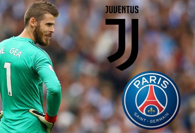 """Juventus, PSG """"xâu xé"""" De Gea: MU chỉ mơ top 4 khó giữ nhân tài - 1"""