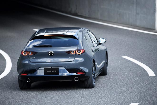 Mazda3 2019 hé lộ những hình ảnh thực tế đầu tiên - 7