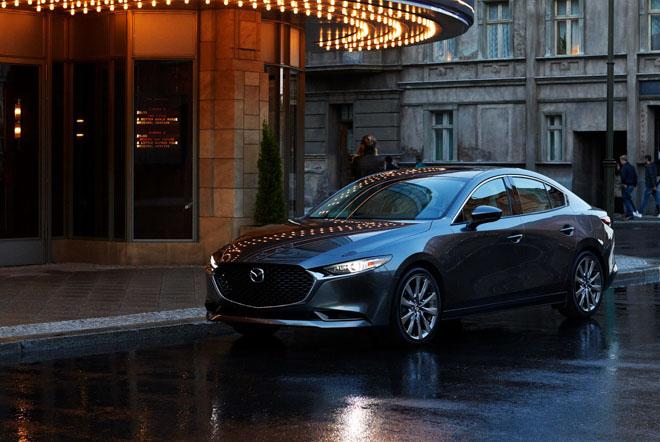 Mazda3 2019 hé lộ những hình ảnh thực tế đầu tiên - 2