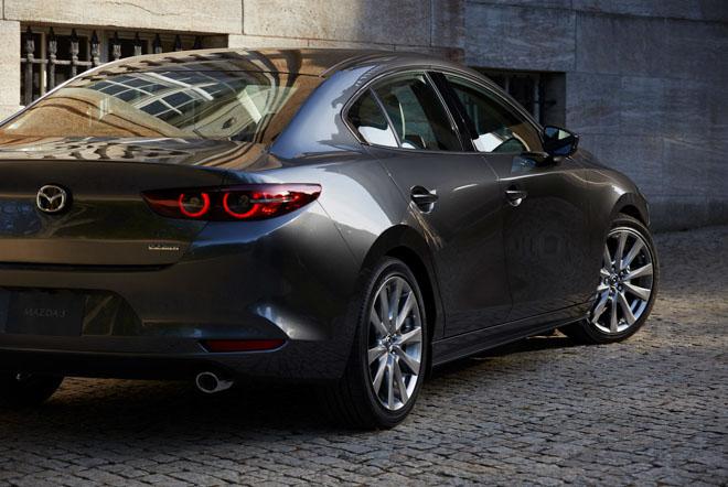 Mazda3 2019 hé lộ những hình ảnh thực tế đầu tiên - 6