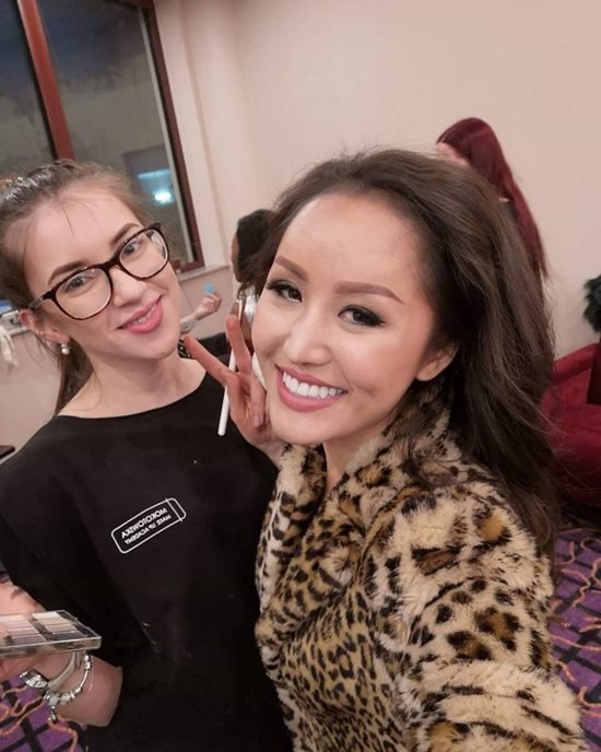 Bất ngờ với Hoa hậu Lào như chị em sinh đôi của Mai Phương Thúy - 3