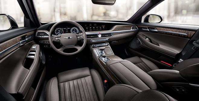 Xem chi tiết sedan hạng sang Genesis G90 2019 hoàn toàn mới - 5