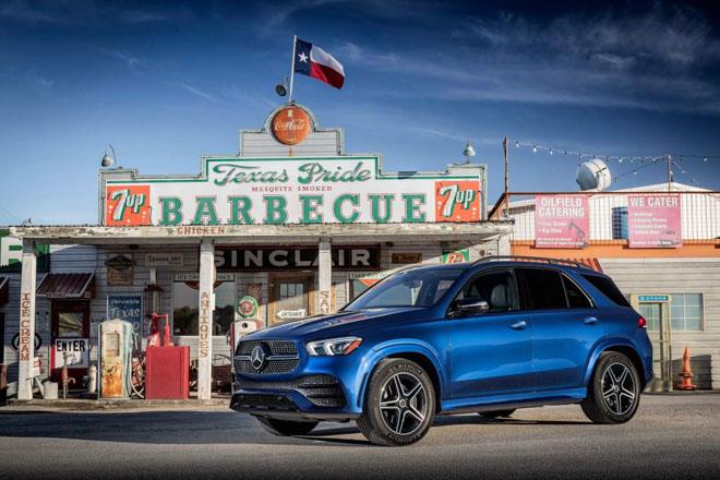 Mercedes-Benz GLE 2019 có giá từ 1,235 tỷ đồng tại thị trường Mỹ - 1