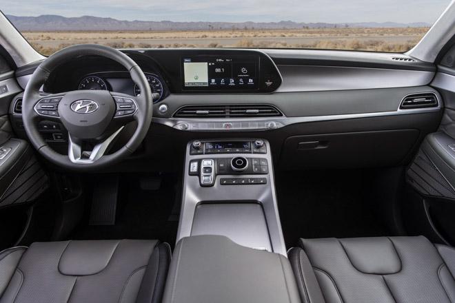 Ảnh thực tế Palisade 2019 - Mẫu SUV lớn nhất của Hyundai - 10