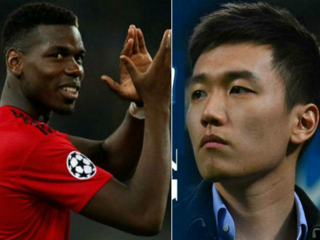 """""""Cậu ấm"""" Trung Quốc bơm 200 triệu bảng: Inter gạ MU - Mourinho bán Pogba"""