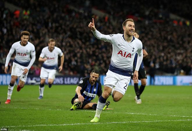 Tottenham - Inter Milan: Ngôi sao tung đòn định đoạt - 1