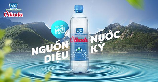Nước khoáng nổi tiếng của Việt Nam hỗ trợ tiêu hoá - 1