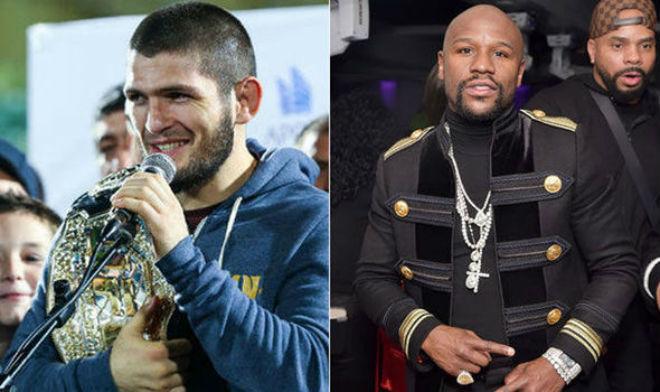 Đại chiến boxing tỷ đô Mayweather - Khabib: Sếp UFC mê tiền bật đèn xanh - 1