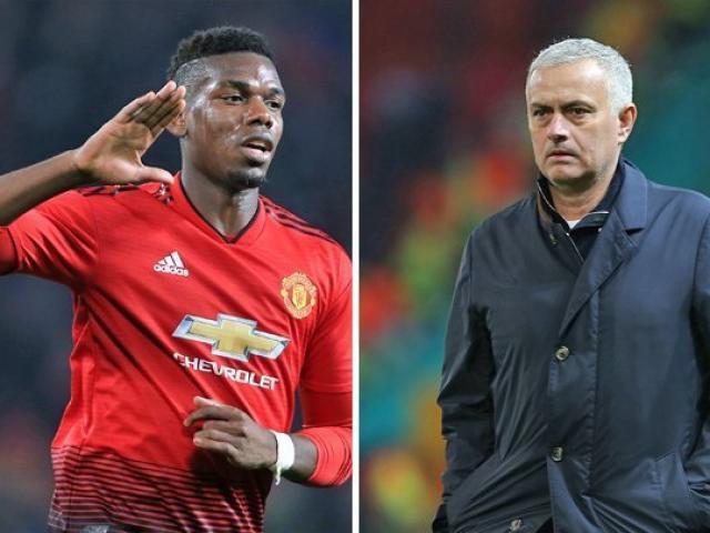 Ngỡ ngàng MU: Mourinho nổi giận phạt Pogba vì lý do không tưởng