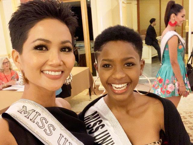 H'Hen Niê được dự đoán giành á hậu Hoa hậu Hoàn vũ