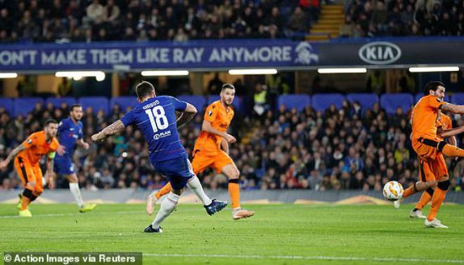 Chelsea - PAOK: Thẻ đỏ siêu tốc và đại tiệc mãn nhãn - 1