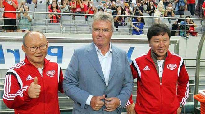 Kinh ngạc Park Hang Seo: HLV sinh ra cho bóng đá Việt Nam - 1