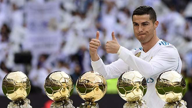 """Trước ngày trao giải Quả bóng vàng: Rò rỉ kết quả, Ronaldo """"trốn"""" dự gala - 1"""