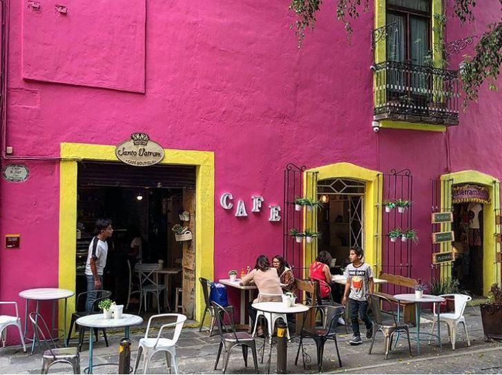 Tín đồ thích màu hồng nhất định sẽ mê mệt những địa điểm này - 12