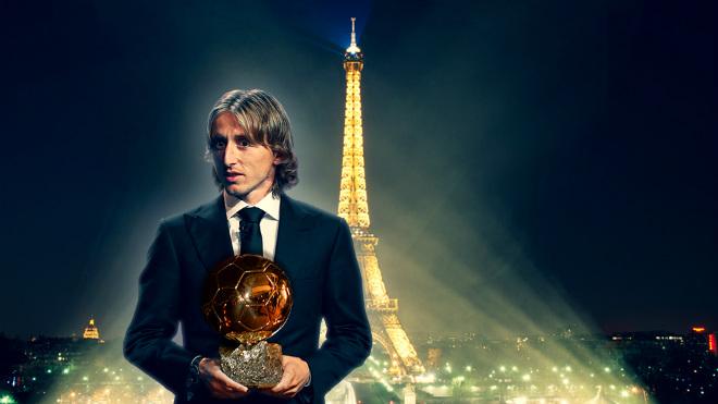 Modric sắp đoạt QBV: Dàn SAO Real đổ bộ Paris, quyết dụ Mbappe phản PSG - 1
