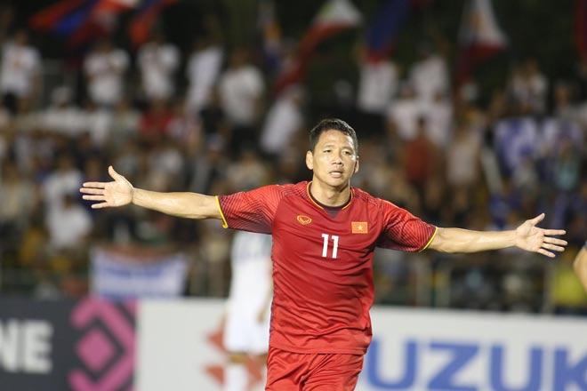 ĐT Việt Nam vỡ òa: Văn Hậu kiến tạo như Bale, Anh Đức đẳng cấp ghi bàn - 3