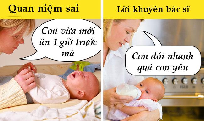 9 quan niệm chăm sóc trẻ nhỏ sai lầm thời xưa cần bỏ ngay lập tức - 7