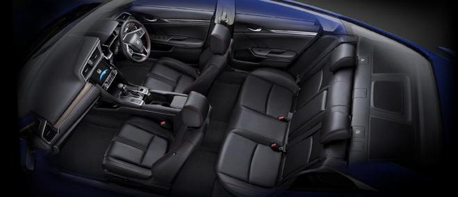 Honda Civic 2019 sắp được bán tại Việt Nam, bổ sung thêm bản RS mới - 5