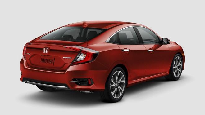 Honda Civic 2019 sắp được bán tại Việt Nam, bổ sung thêm bản RS mới - 7