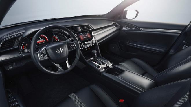 Honda Civic 2019 sắp được bán tại Việt Nam, bổ sung thêm bản RS mới - 6