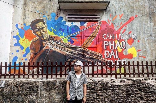 """""""Check- in"""" ngôi làng bích họa đẹp mộng mơ ở Quảng Bình - 7"""