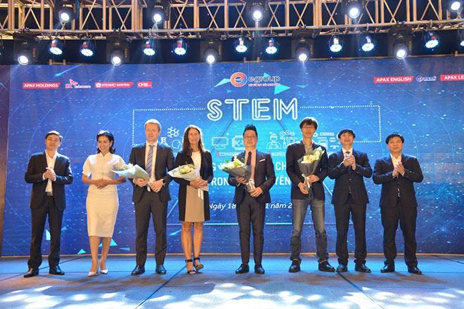 """Hội thảo STEM Quốc tế mở ra một """"thời kỳ mới"""" cho giáo dục STEM tại Việt Nam - 2"""