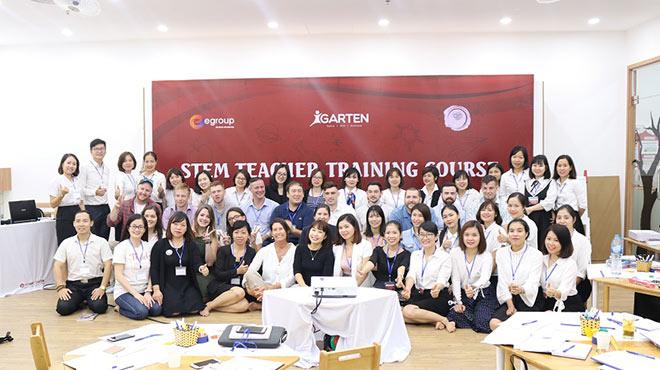 """Hội thảo STEM Quốc tế mở ra một """"thời kỳ mới"""" cho giáo dục STEM tại Việt Nam - 3"""