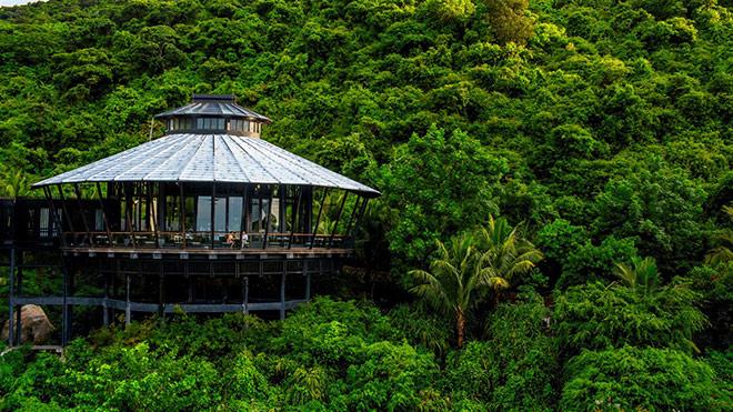 Khu nghỉ dưỡng thân thiện với môi trường được trao tặng cho kiệt tác trên bán đảo Sơn Trà - 1