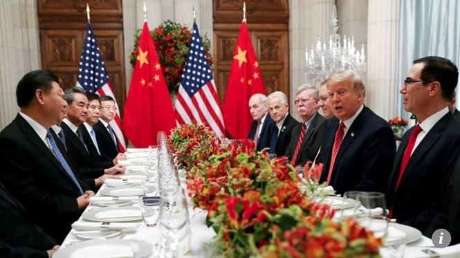 Mỹ và Trung Quốc tạm ngừng trả đũa thương mại - 1
