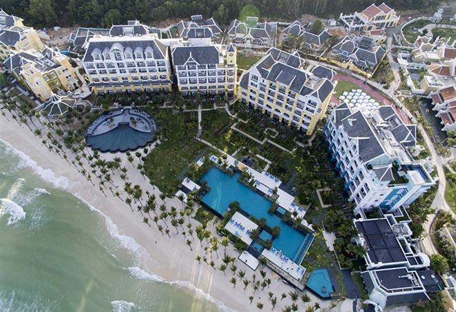 """""""Oscar du lịch thế giới"""" 2018 xướng danh JW Marriott Phu Quoc Emerald Bay tại nhiều hạng mục - 3"""