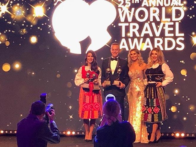 """""""Oscar du lịch thế giới"""" 2018 xướng danh JW Marriott Phu Quoc Emerald Bay tại nhiều hạng mục - 4"""