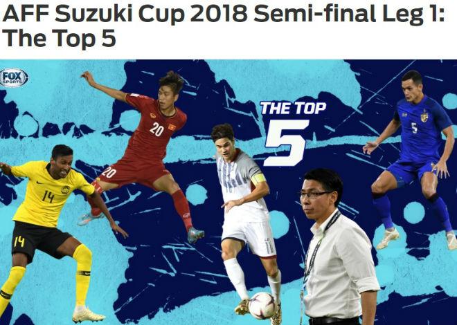 SAO sáng nhất bán kết AFF Cup: Báo châu Á mê mẩn Phan Văn Đức - 1