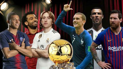 Trao giải Quả bóng Vàng: Modric và Mbappe được vinh danh - 14