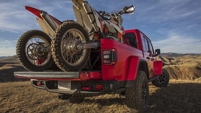 Jeep trình làng bán tải chuyên dụng off-road Gladiator 2019 - 6