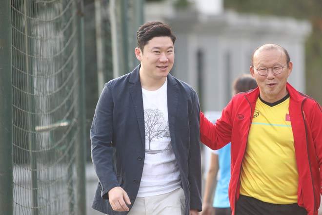 ĐT Việt Nam tập đấu Philippines lượt về: Hùng Dũng chấn thương, thầy Park đăm chiêu - 11