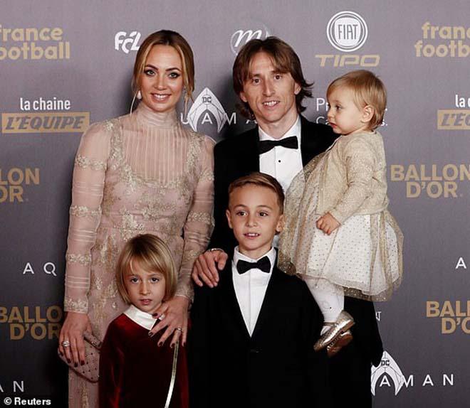 Trao giải Quả bóng Vàng: Modric và Mbappe được vinh danh - 7