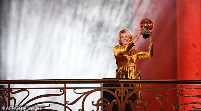 Trao giải Quả bóng Vàng: Modric và Mbappe được vinh danh - 5