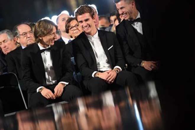 Trao giải Quả bóng Vàng: Modric và Mbappe được vinh danh - 4