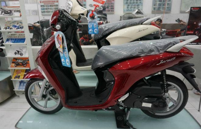Bảng giá xe máy Yamaha tháng 12/2018: Lột xác loạt xe ăn khách - 2