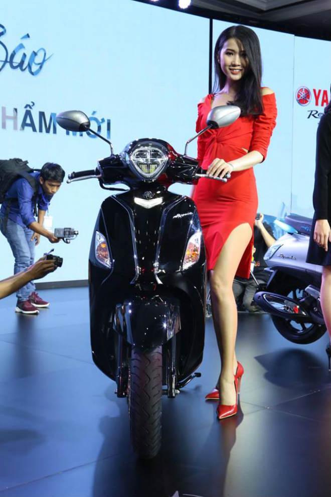 Bảng giá xe máy Yamaha tháng 12/2018: Lột xác loạt xe ăn khách - 1