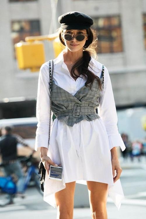 5 sai lầm đến quý cô sành thời trang cũng mắc - 2