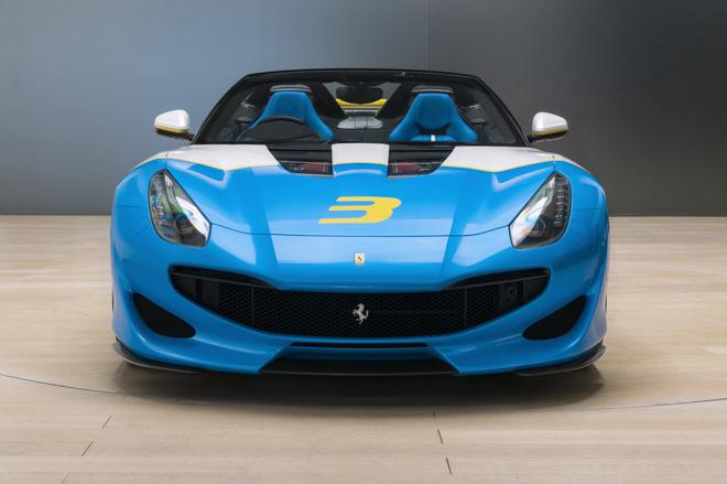 """Ferrari giới thiệu siêu xe """"có một không hai"""" SPCJ3 - 8"""