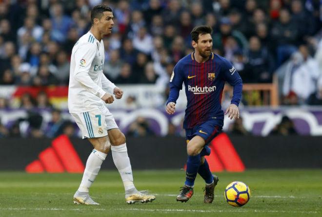 """Ronaldo bất ngờ về Real tái ngộ Messi ở """"Siêu kinh điển"""" tại Madrid - 2"""