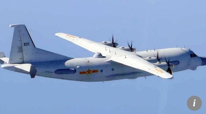 """Máy bay quân sự TQ """"quần thảo"""" bầu trời, đồng minh Mỹ hết sức quan ngại - 2"""
