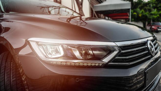 Volkswagen Passat – chất Đức cho người Việt - 11