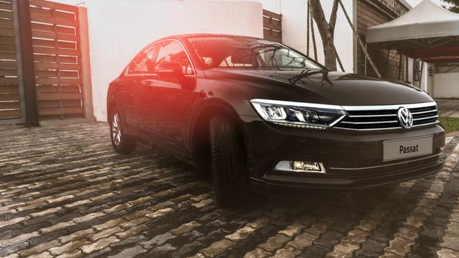 Volkswagen Passat – chất Đức cho người Việt - 3